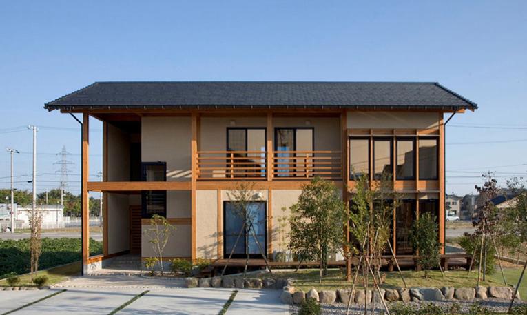 石川・五感に響く木の家01